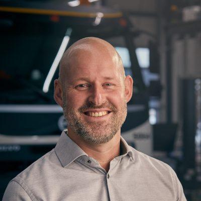 Verkoper Volvo Trucks