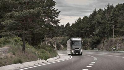 Отдел продаж новых грузовиков Renault