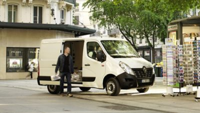 Renault Master Edition Package