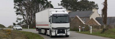 Delivered trucks
