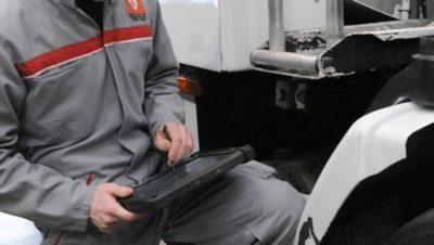 Renault Trucks maintenance
