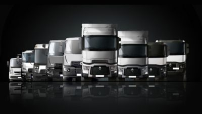 Renault Trucks Foto's