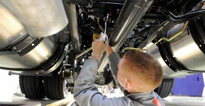 Vedligeholdelse og reparation