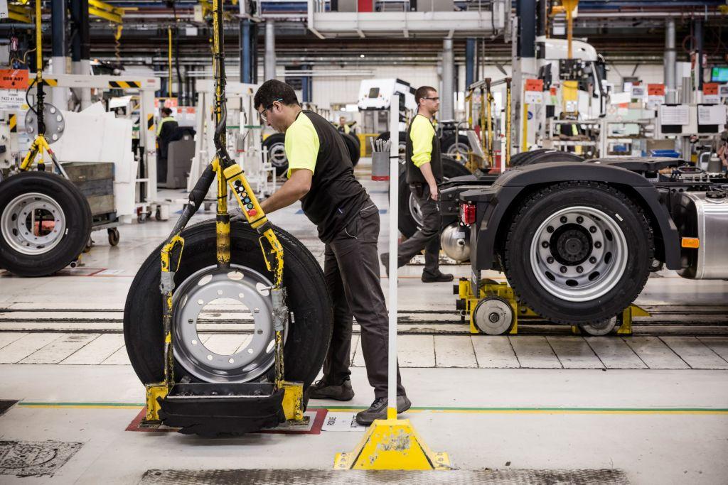 Bezoek Renault Trucks fabriek in Bourg-en-Bresse vanuit huis