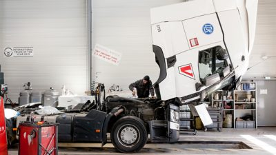 Garage Villette  Renault trucks