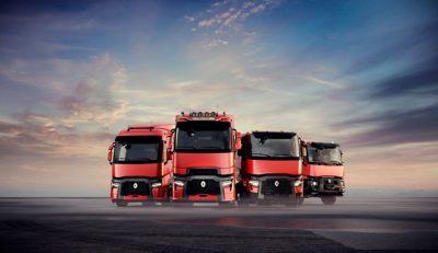 Renault Trucks i sosiale medier