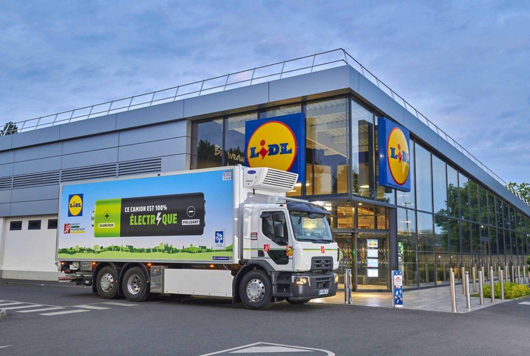 Renault Trucks voegt 19-tons D Wide Z.E. toe aan range