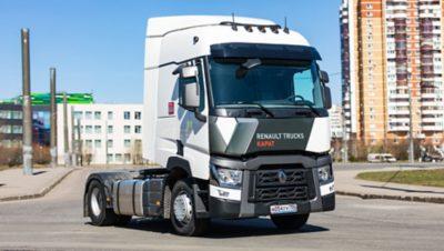 Renault Trucks T 440 л.с. 4x2