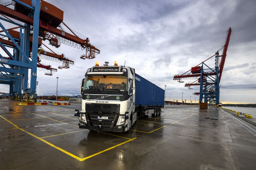 Full speed ahead on autonomous transport solutions for ports