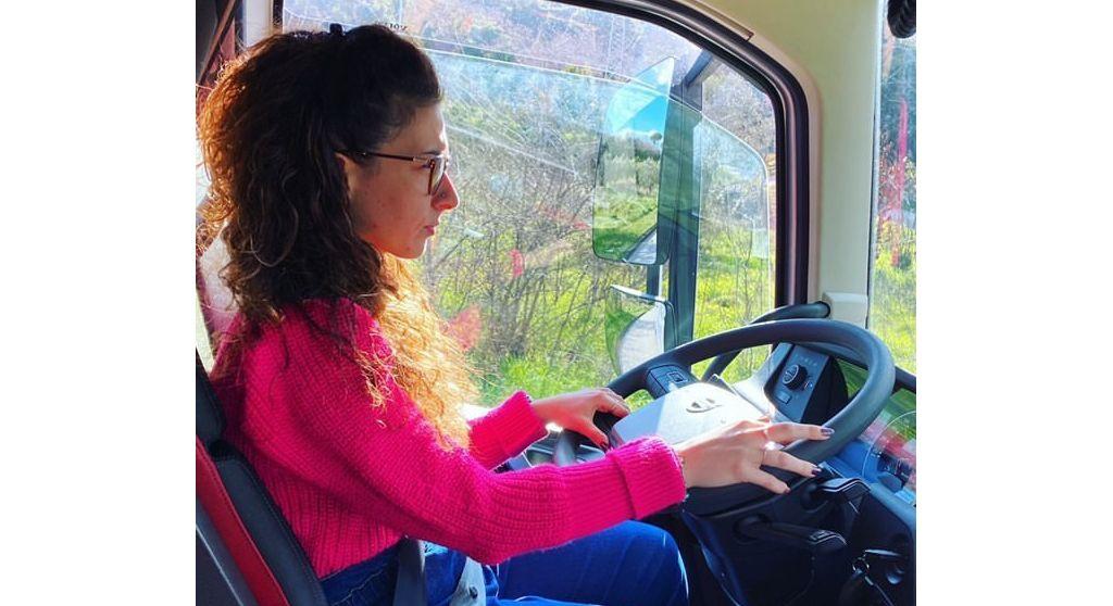 Sara Libbinori, Volvo Ambassador, è un prezioso jolly con la passione per la guida