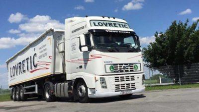 Prvi Volvo u floti još i danas (arhiva)