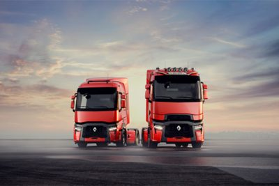 Nye Renault Trucks lastbilmodeller 2021