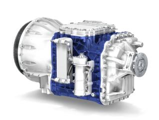 The new I-Shift Dual Clutch transmission