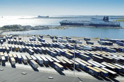 Ports & logistic centers