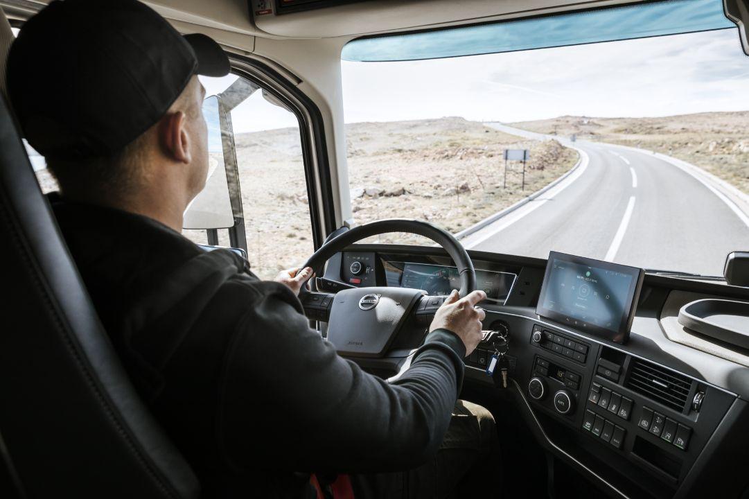 המשאיות החדשות של וולוו עבור עבודה יעילה ובטוחה יותר לנהגים