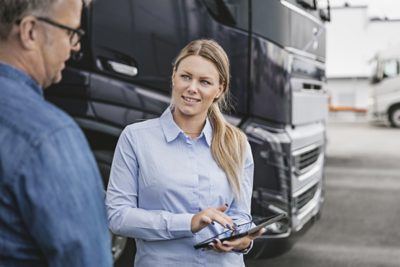 Volvo Trucks Sales