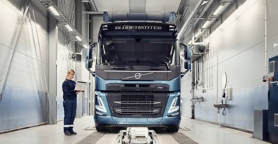 Genuine Volvo Service