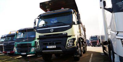 Volvo Used trucks