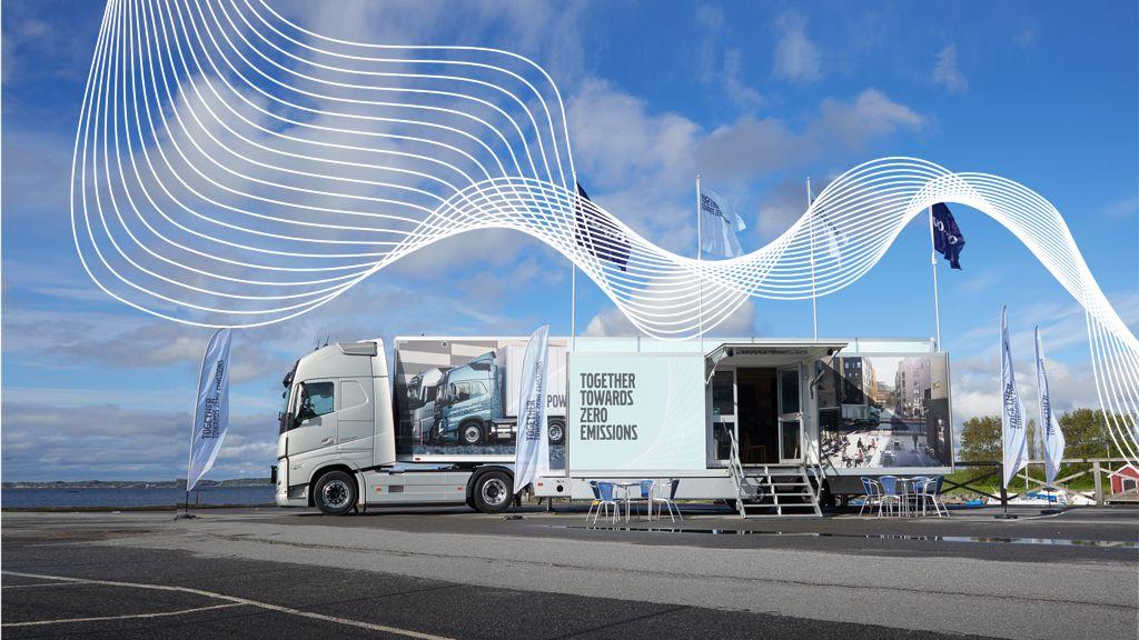 Il viaggio di Volvo Trucks verso le Emissioni Zero