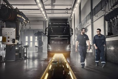 A career with Volvo Trucks