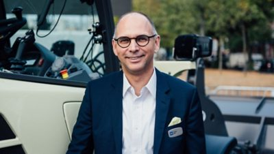 Thomas Bitter - Senior Vice President of Technology at Volvo Construction Equipment