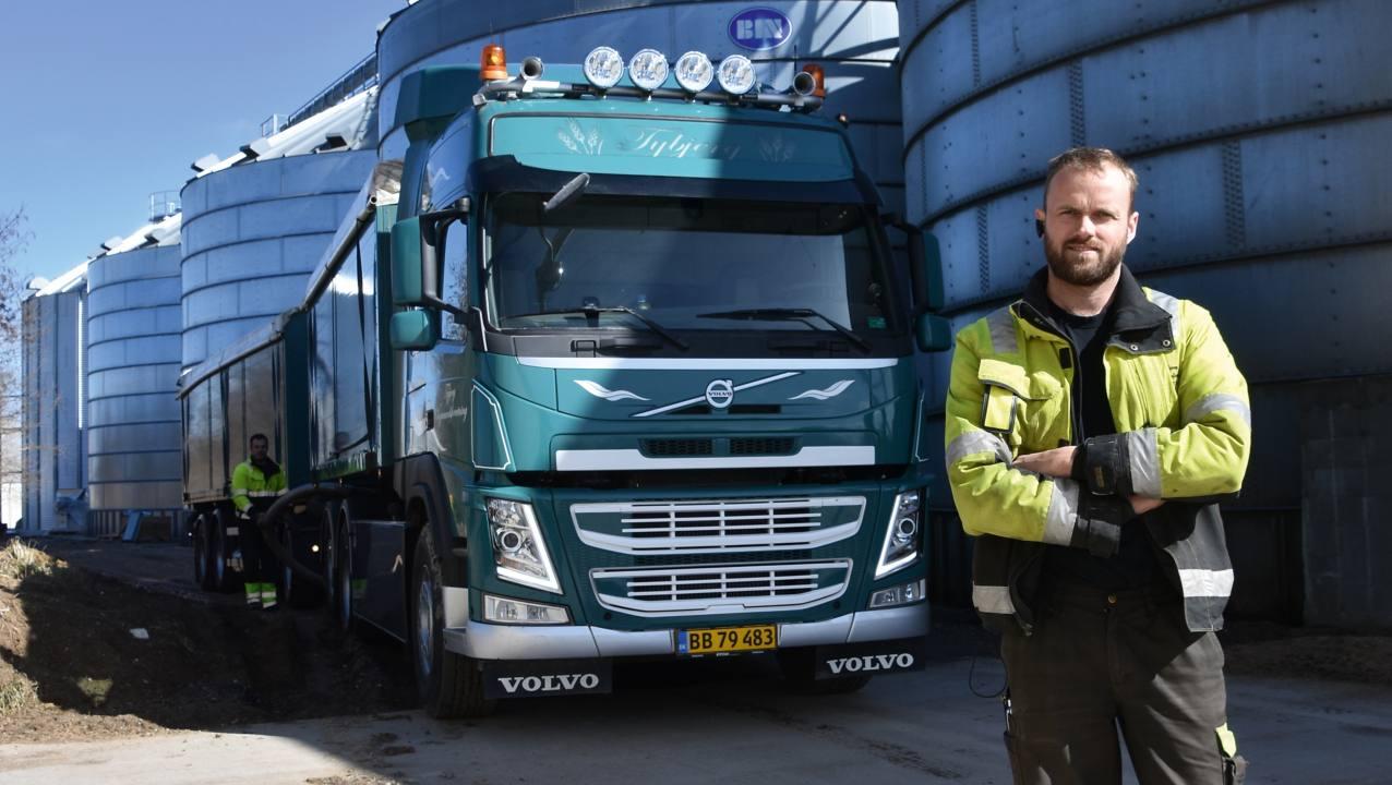 Tybjerg Vognmandsforretning
