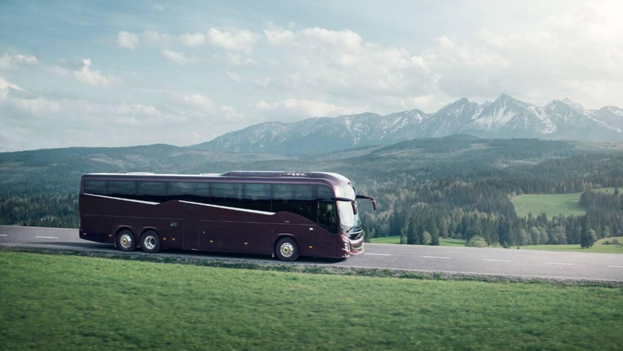 Locations longue durée avec services Volvo