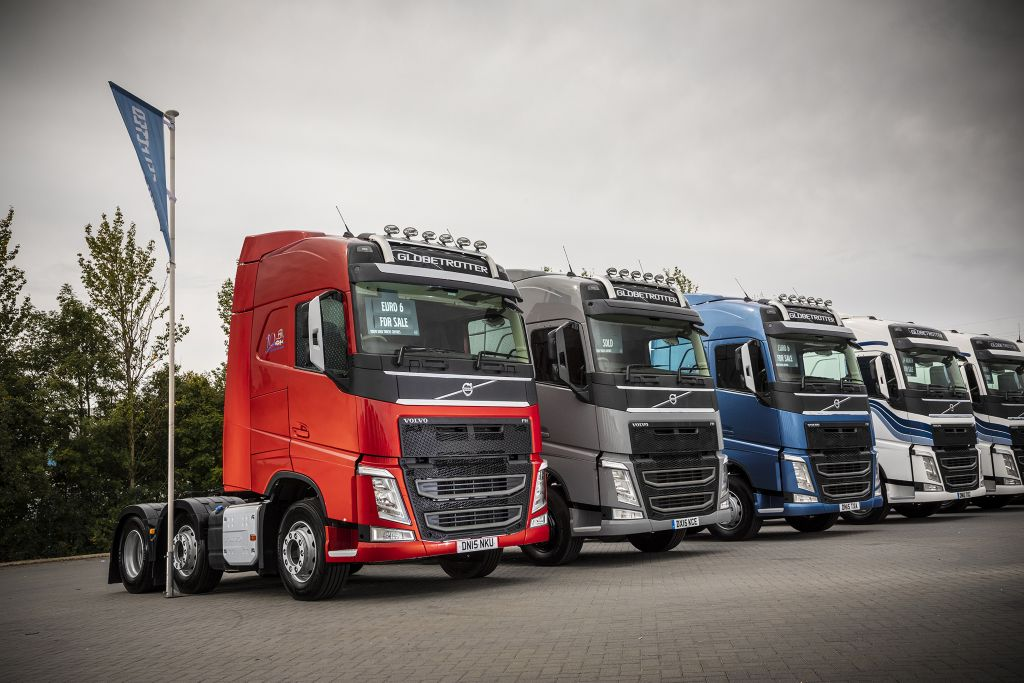 Volvo Used Trucks extended warranties cover all models and all grades of vehicle.