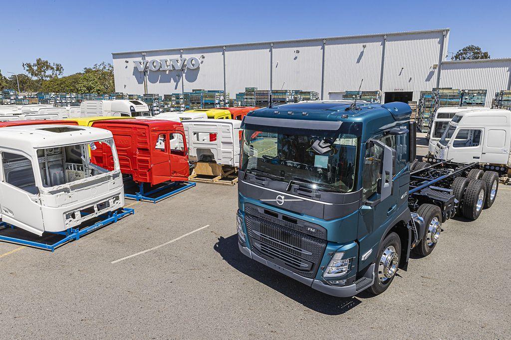 Volvo Trucks Australia announces all-new model range