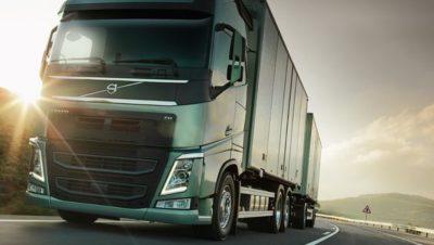 Золотой контракт для Volvo FH и Volvo FM