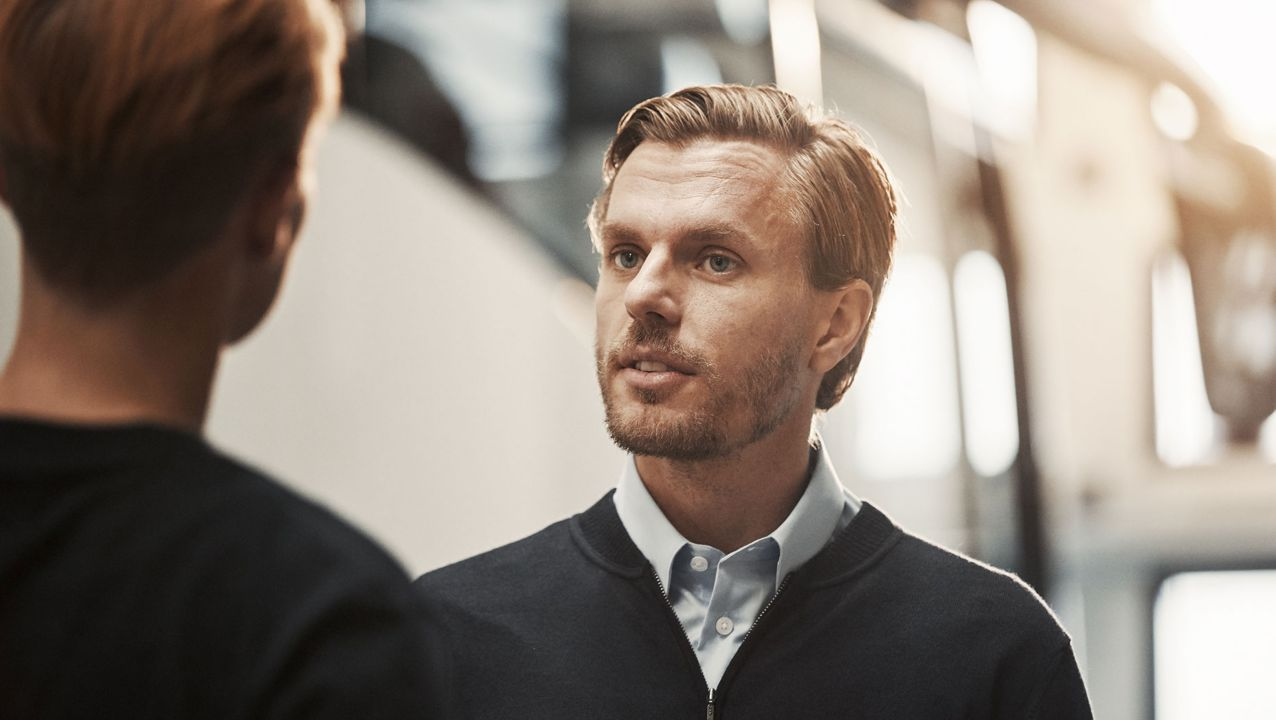 Volvo Insurance. Massima protezione