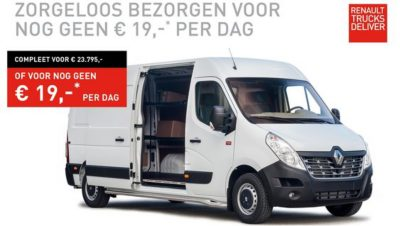Renault PakketMaster