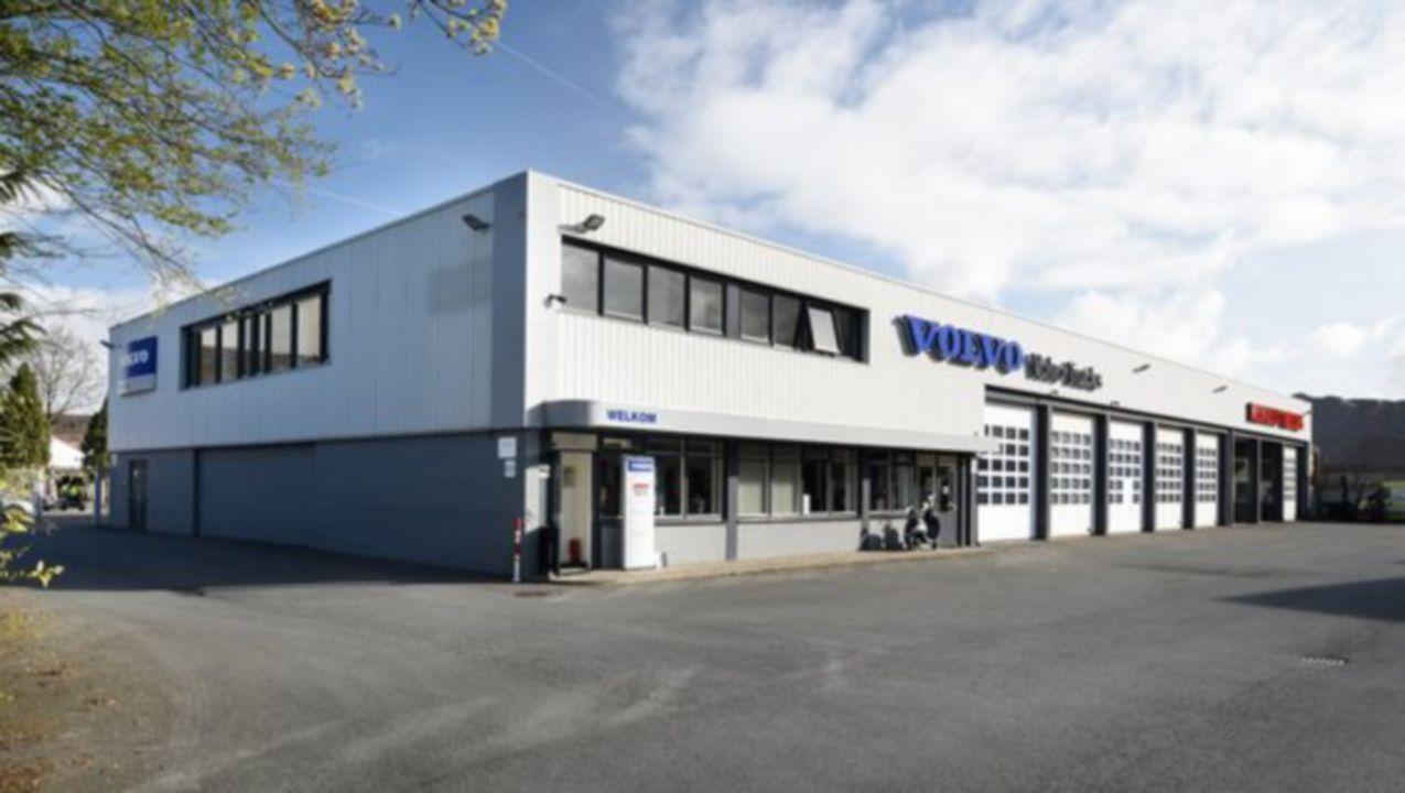 Volvo Group Truck Center Rijnsburg