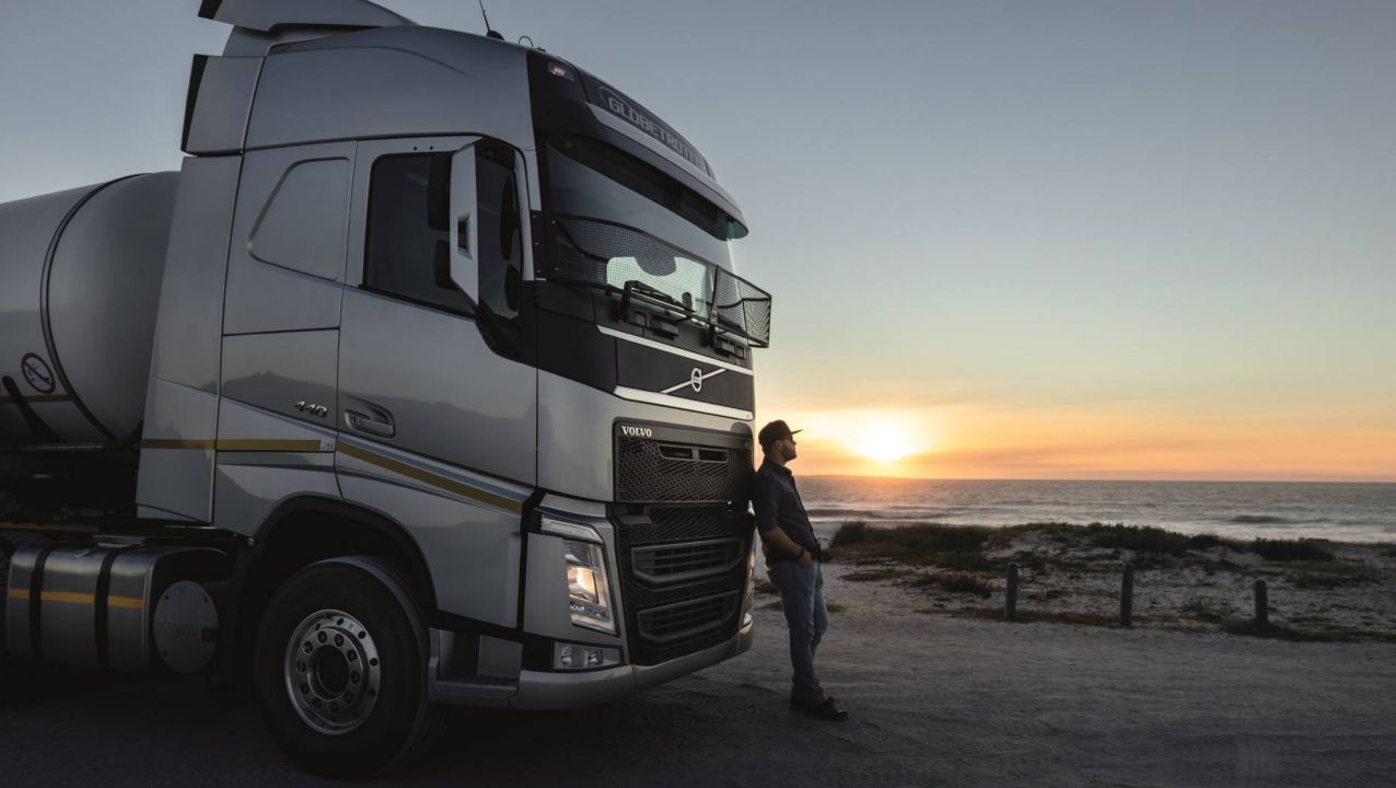 Vuokraa kuorma-auto