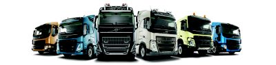 Volvo Trucks Range