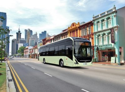 Volvo 7900 Electric