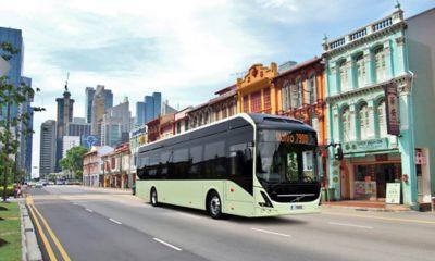 Volvo Bus - 7900