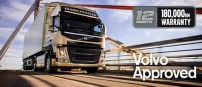 Volvo Used Trucks Approved Warranty