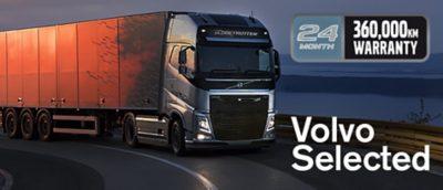 Volvo Used Trucks Selected Warranty