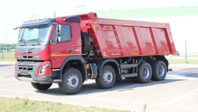 Volvo FMХ 8х4