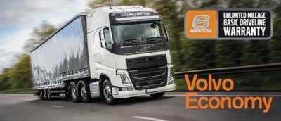 Volvo Used Trucks Economy Warranty