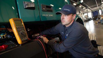 Volvo Trucks TEC Equipment's Fontana