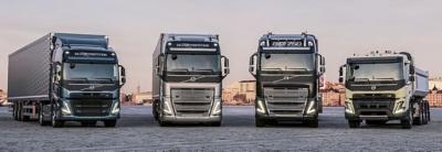 Volvo-lastbiler