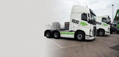 Volvo FH Pro+ trekkvogn