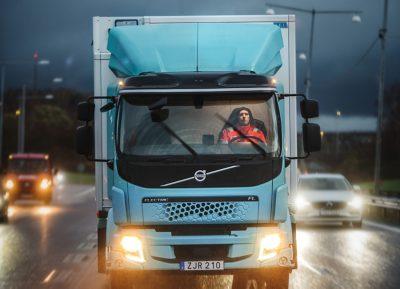 Volvo, Trucks, Electric, Gothenburg, 2019