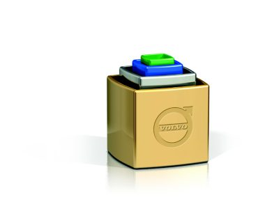 Volvo Service Contract Cubes