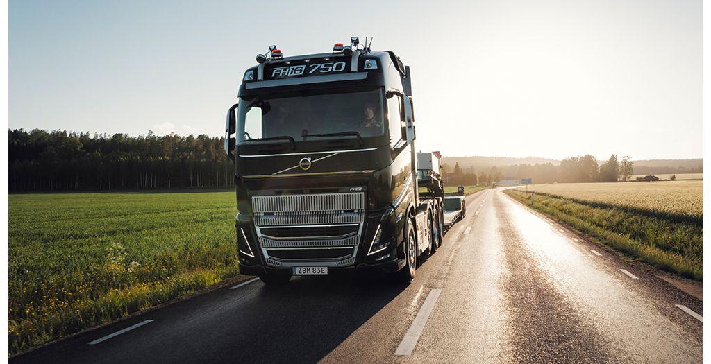 Yeni Volvo Trucks FH16