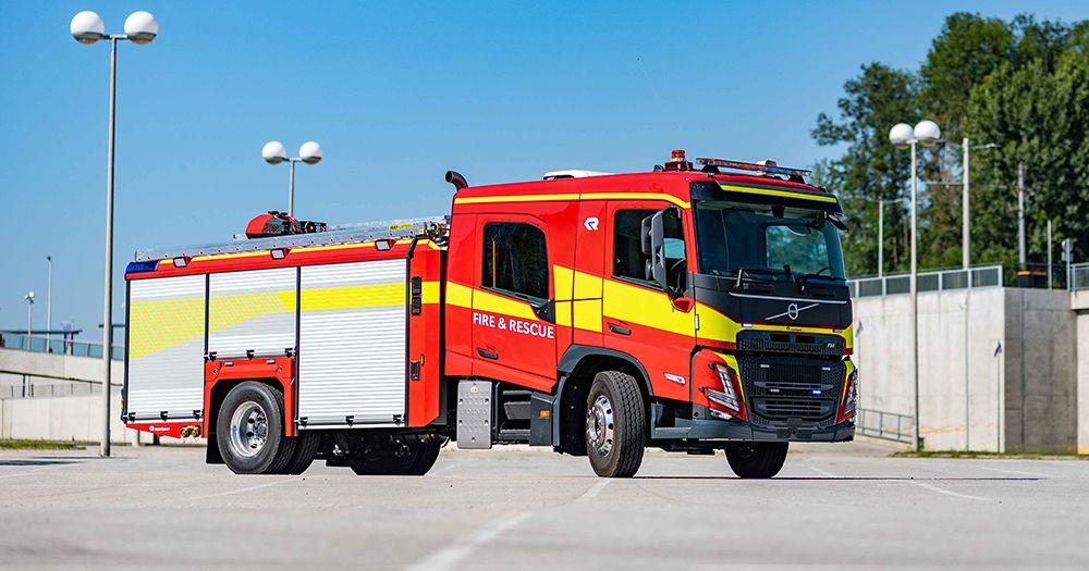 Yeni Volvo Trucks FM ve FMX