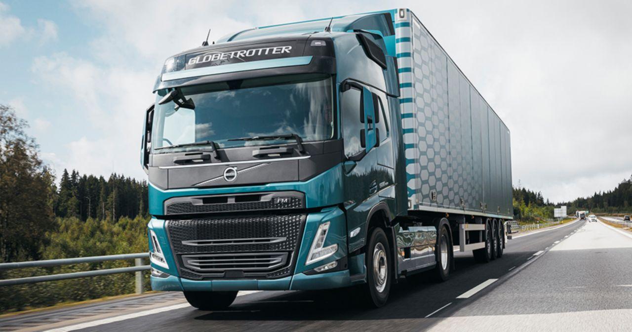 Yeni Volvo Trucks FM