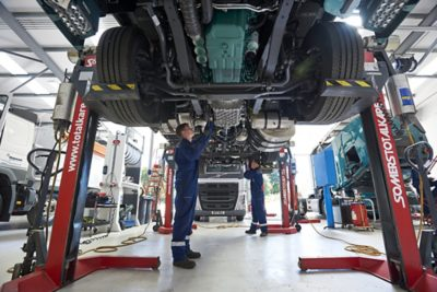 Technician recruitment at VTBC North & Scotland